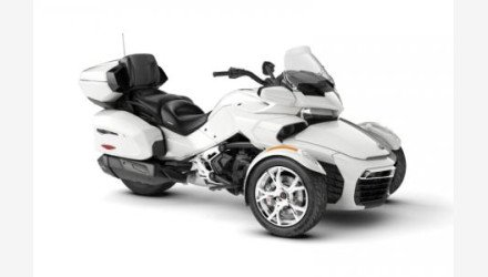 2019 Can-Am Spyder F3 for sale 200720944