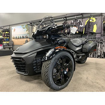 2019 Can-Am Spyder F3 for sale 200732411
