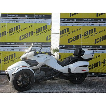 2019 Can-Am Spyder F3 for sale 200782974