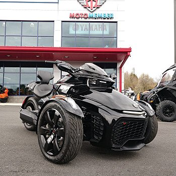 2019 Can-Am Spyder F3 for sale 200787081