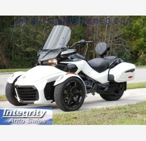 2019 Can-Am Spyder F3 for sale 201013021