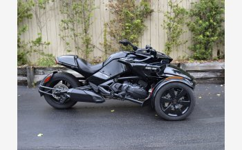 2019 Can-Am Spyder F3 for sale 201022782