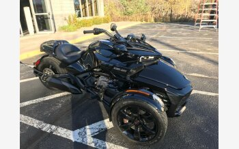 2019 Can-Am Spyder F3 for sale 201038233