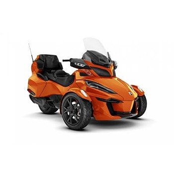 2019 Can-Am Spyder RT for sale 200774199