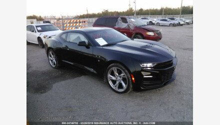 2019 Chevrolet Camaro SS Coupe for sale 101111150