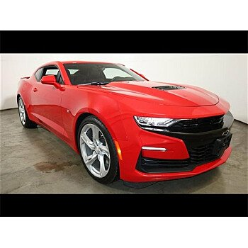 2019 Chevrolet Camaro SS Coupe for sale 101153991