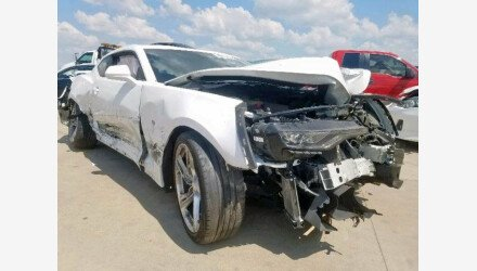 2019 Chevrolet Camaro SS Coupe for sale 101241030