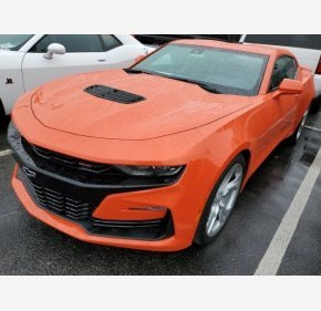 2019 Chevrolet Camaro SS Coupe for sale 101277821