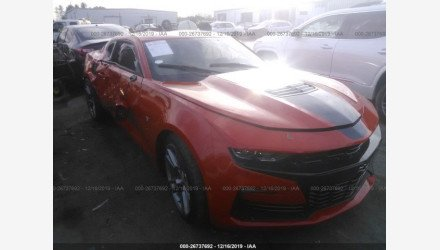 2019 Chevrolet Camaro SS Coupe for sale 101297839