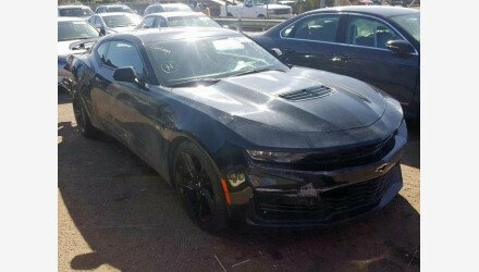 2019 Chevrolet Camaro SS Coupe for sale 101307460