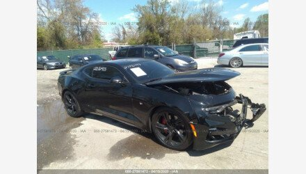 2019 Chevrolet Camaro SS Coupe for sale 101333191