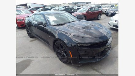 2019 Chevrolet Camaro SS Coupe for sale 101349731