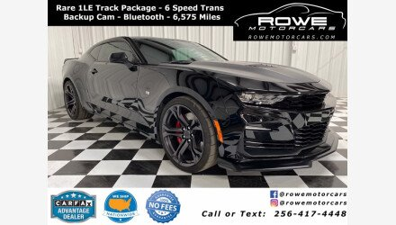 2019 Chevrolet Camaro SS Coupe for sale 101359858