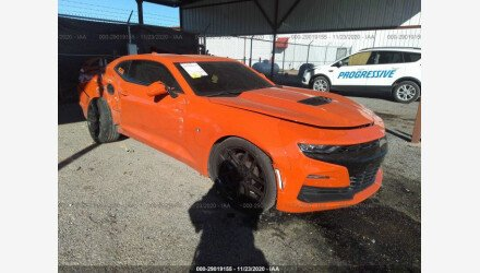 2019 Chevrolet Camaro SS Coupe for sale 101454038