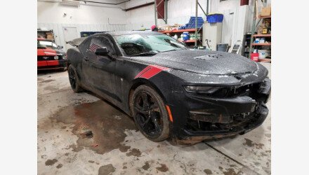 2019 Chevrolet Camaro SS Coupe for sale 101463954