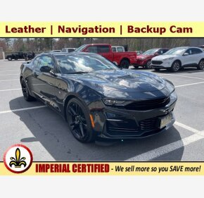 2019 Chevrolet Camaro SS for sale 101485179