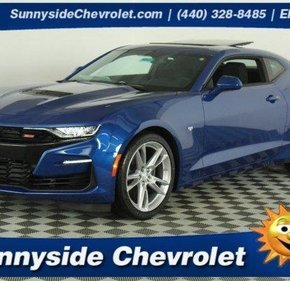 2019 Chevrolet Camaro SS Coupe for sale 101051299