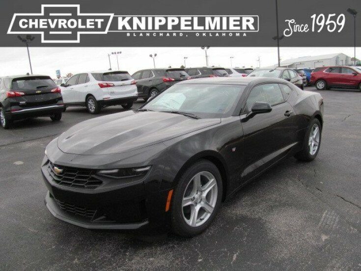 2019 Chevrolet Camaro Lt Coupe For Sale Near Blanchard