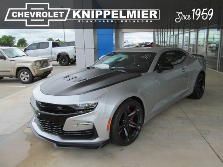 2019 Chevrolet Camaro Ss Coupe For Sale Near Blanchard