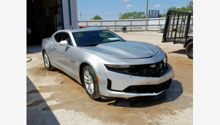 2019 Chevrolet Camaro Coupe for sale 101224384