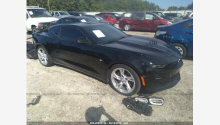 2019 Chevrolet Camaro SS Coupe for sale 101224613