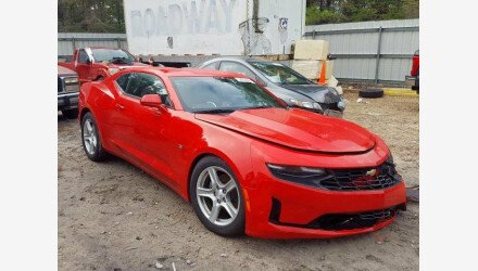 2019 Chevrolet Camaro Coupe for sale 101270476