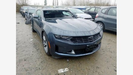 2019 Chevrolet Camaro LT Coupe for sale 101270575