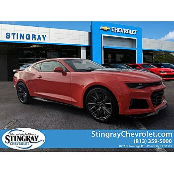 2019 Chevrolet Camaro ZL1 Coupe for sale 101271671