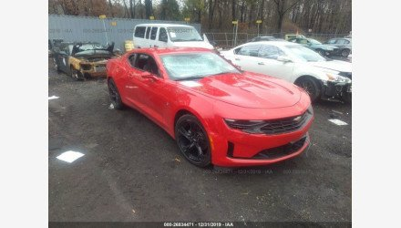 2019 Chevrolet Camaro LT Coupe for sale 101288622