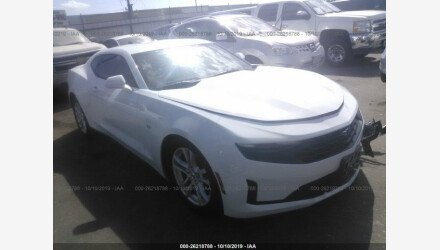 2019 Chevrolet Camaro Coupe for sale 101295223