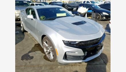 2019 Chevrolet Camaro SS Coupe for sale 101306666