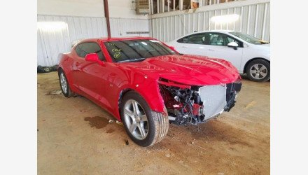 2019 Chevrolet Camaro Coupe for sale 101307021