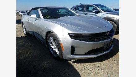 2019 Chevrolet Camaro Convertible for sale 101326911