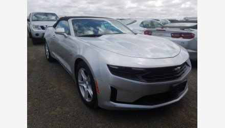 2019 Chevrolet Camaro Convertible for sale 101344526