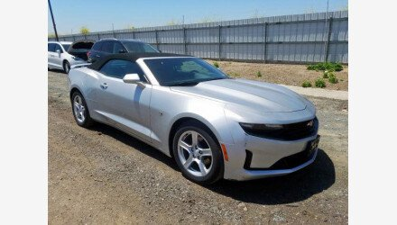 2019 Chevrolet Camaro Convertible for sale 101344558