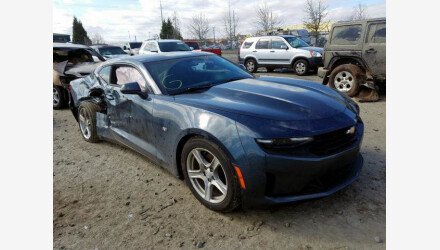 2019 Chevrolet Camaro Coupe for sale 101355589