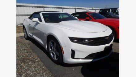 2019 Chevrolet Camaro Convertible for sale 101359620