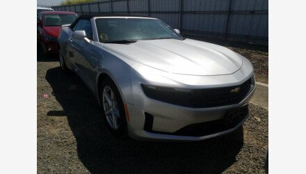 2019 Chevrolet Camaro Convertible for sale 101362563