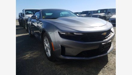 2019 Chevrolet Camaro Convertible for sale 101362596