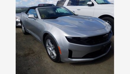 2019 Chevrolet Camaro Convertible for sale 101362603