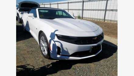 2019 Chevrolet Camaro Convertible for sale 101379015