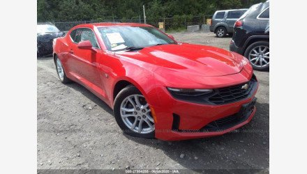 2019 Chevrolet Camaro Coupe for sale 101410568