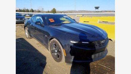 2019 Chevrolet Camaro Coupe for sale 101411895