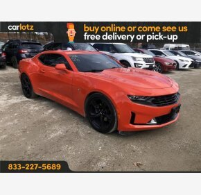 2019 Chevrolet Camaro for sale 101439961