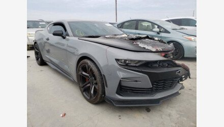2019 Chevrolet Camaro SS Coupe for sale 101455791