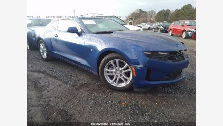 2019 Chevrolet Camaro Coupe for sale 101457143