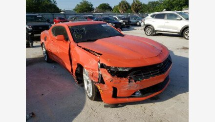 2019 Chevrolet Camaro LT Coupe for sale 101491788