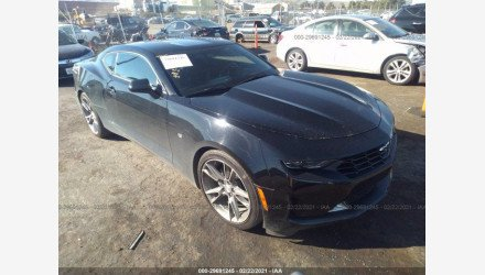 2019 Chevrolet Camaro LT Coupe for sale 101495084