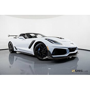2019 Chevrolet Corvette ZR1 Coupe for sale 101194678