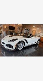2019 Chevrolet Corvette ZR1 Convertible for sale 101370592